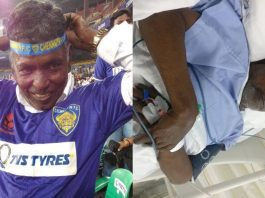 Source: Twitter / Supermachans Chennaiyin FC Fans