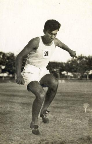 Henry Rebello (Image: Indian athletics)