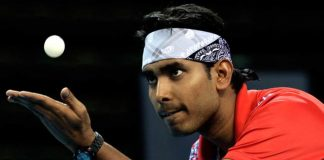 Sharath Kamal had won India's first gold in table tennis at commonwealth games 14 years ago.