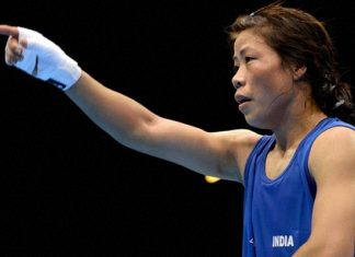 Mary Kom   Source: The Times of India