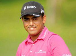 Golfer Anirban Lahiri