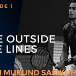 Life Outside the Lines (Source- Indian Tennis Daily)