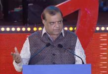Indian Olympic Association president Dr. Narinder Batra