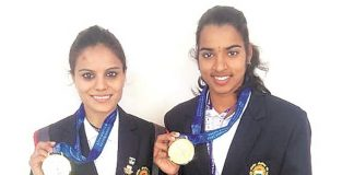 Indian khokho team captain. Nasreen (Image: The Indian Express)