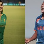 Sana Mir and Jhulan Goswami