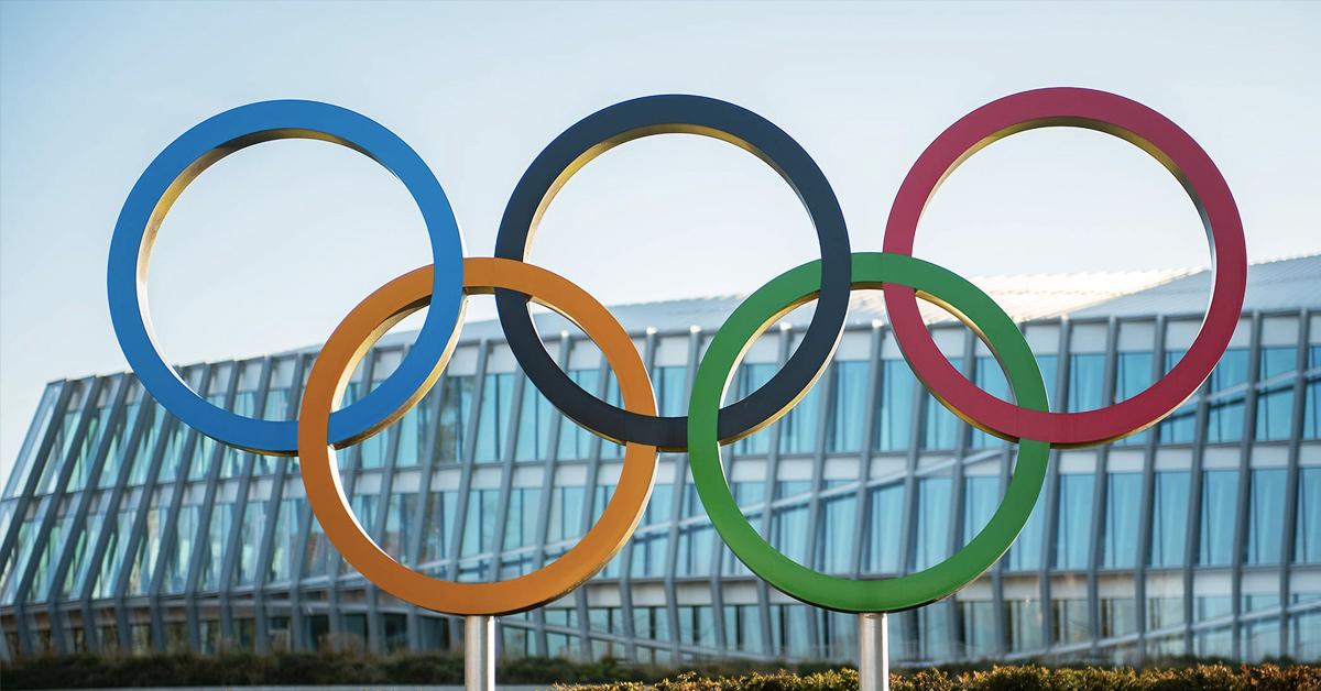 Tokyo Olympics (Source: Olympics.org)