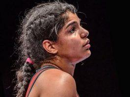 Sakshi Malik   Source: Wrestling TV
