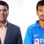 Viswanathan Anand Yuzvendra Chahal