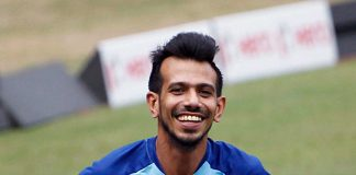 Yuzvendra Chahal (Image: The Times of India)