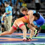 Wrestling (Image: The Indian Express)