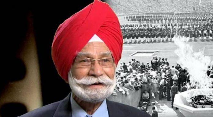 Balbir Singh Sr