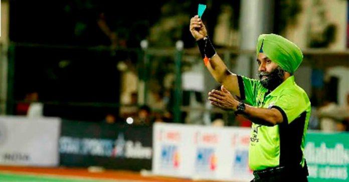 Hockey India Tournament Officials