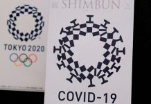 Olympic Coronavirus Logo