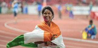 Swapna Barman (Source: PTI Photos)