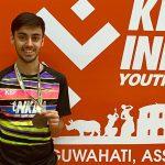 Varun Kapur at the Khelo India Youth Games 2020