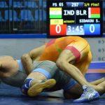 Indian Deaf Wrestler