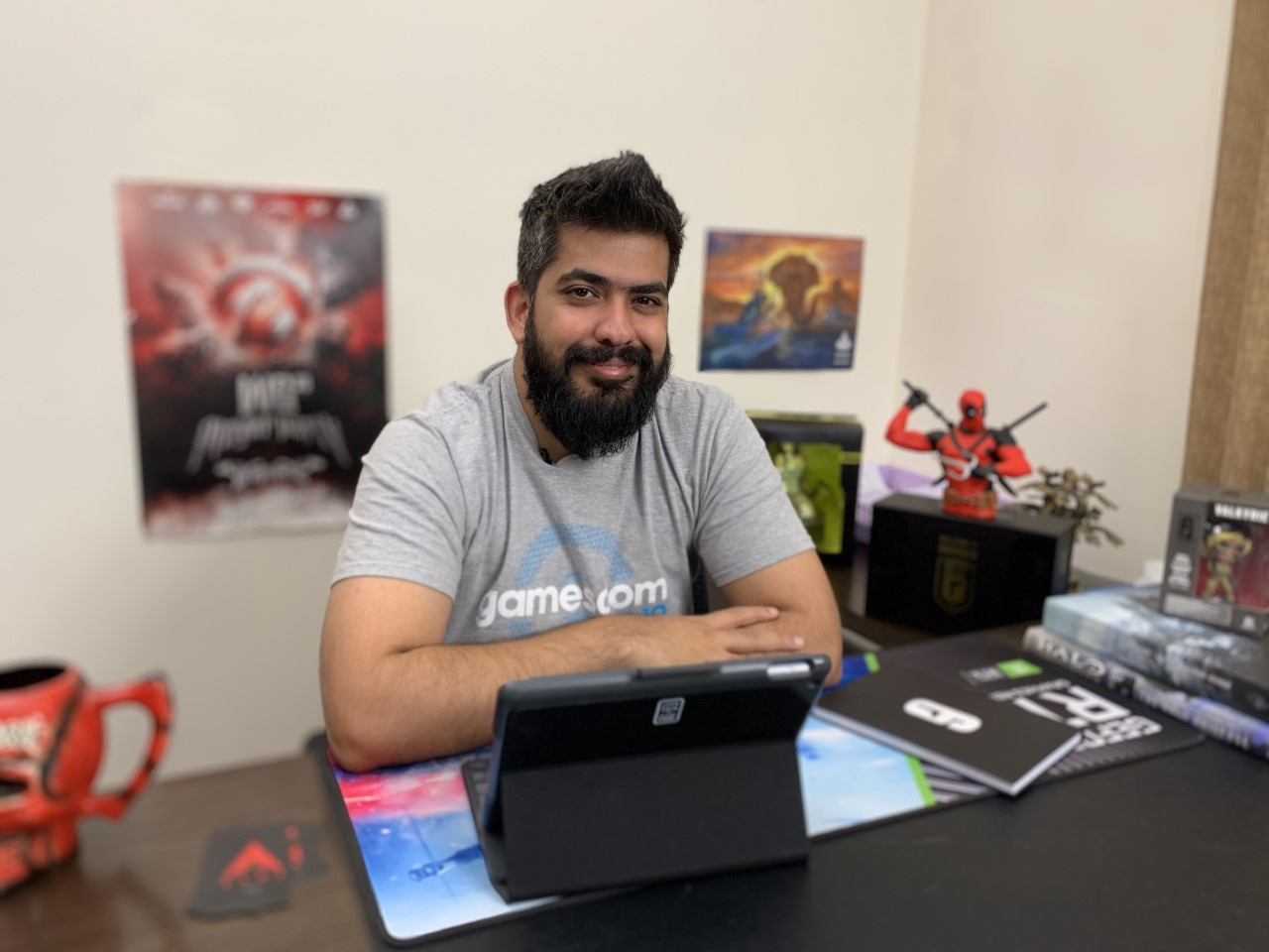 Ishaan Arya, Co-founder and Head of Business Development, The Esports Club