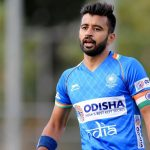 The Indian men's hockey team captain Manpreet Singh and three other players have tested positive for COVID-19