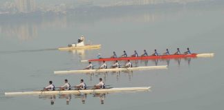 Rowing India