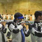 Shooting national camp