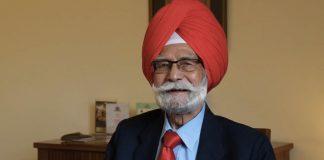 Balbir Singh Sr. (Source: The Print)