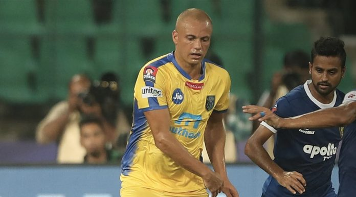 Wes Brown (Source: ISL)