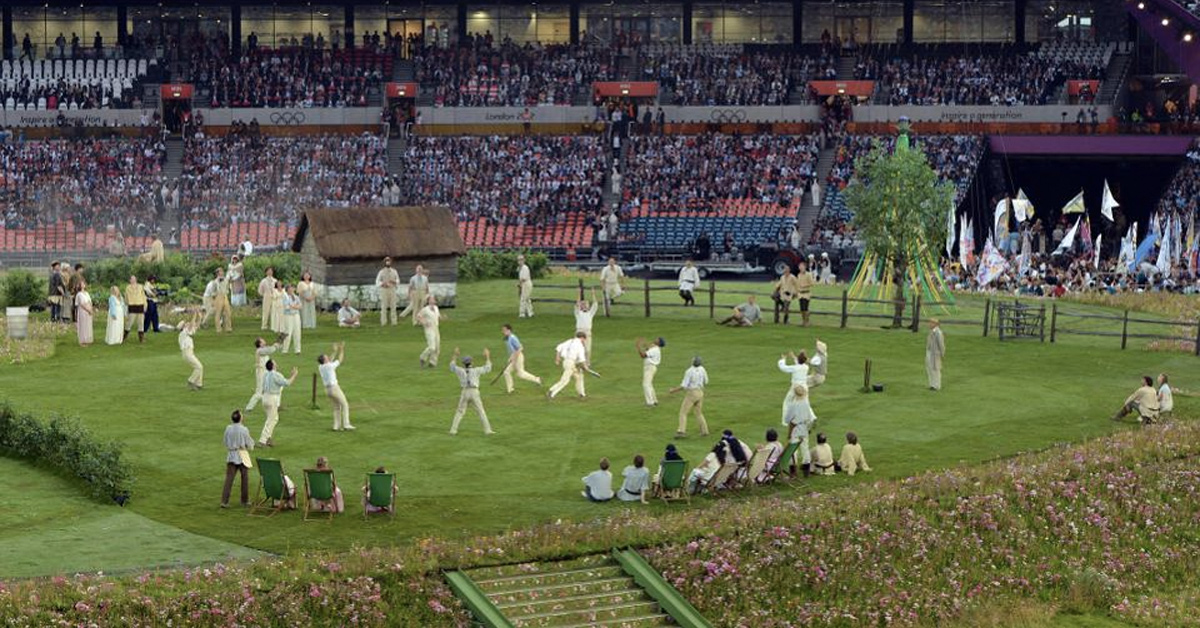 Cricket at the Olympics (Source- Forbes)