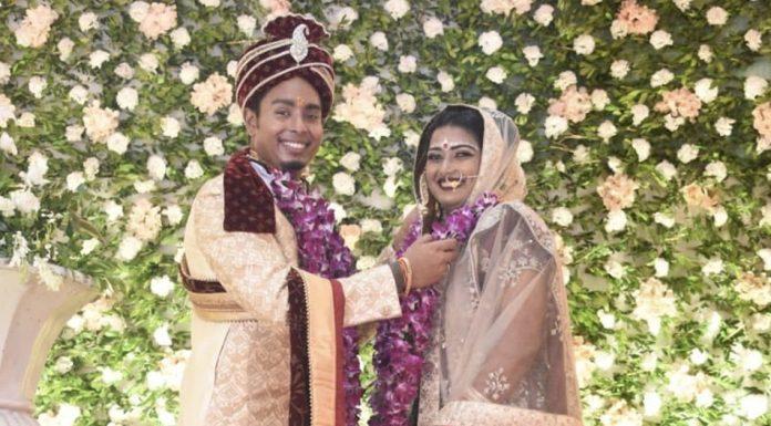Deepika Kumari and Atanu Das (Source- ANI)
