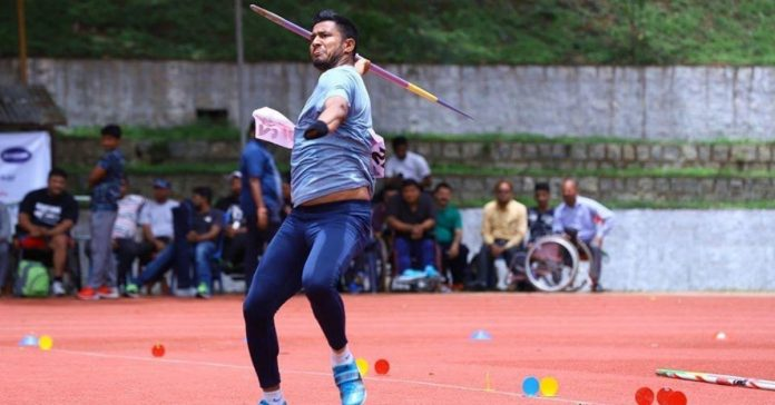 Top Indian para javelin thrower Sundar Singh Gurjar is glad that he did not have any training break despite the COVID-19 pandemic