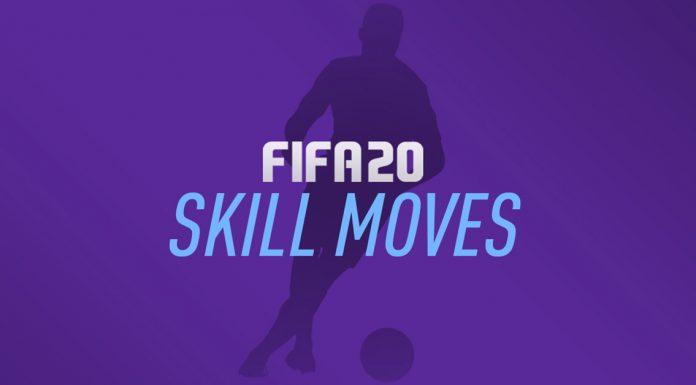 FIFA 2020 skills