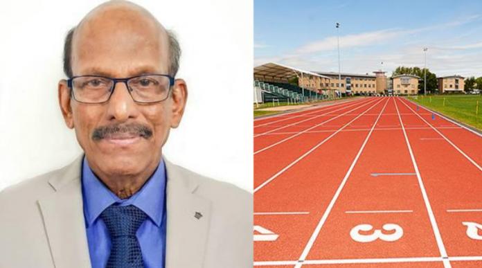 Veteran athletics coach Purshottam Rai died due to a cardiac arrest