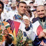 Leander Paes at 1996 Atlanta Olympics (Source: Leander Paes/Twitter)