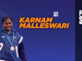 Karnam Malleswari - Players Speak