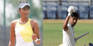 Rutuja Bhosale and Swapnil Gugale