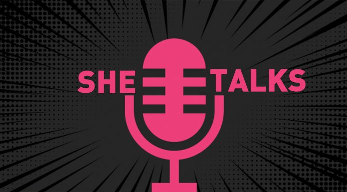 She Talks, a sports conference