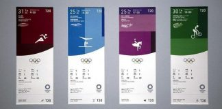 Tokyo Olympic Tickets