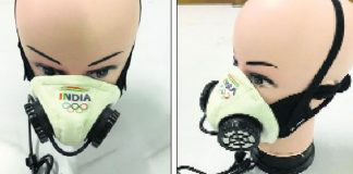 Battery Operated Mask