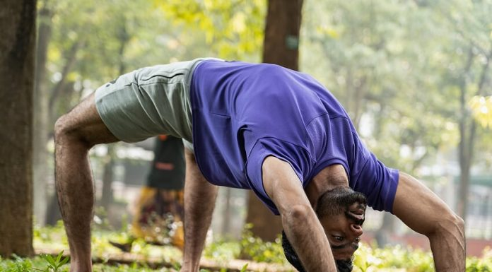 Newly adopting Adopting fitness into your lifestyle at an old age might be quite a challenge. But yoga can be practiced by all irrespective of age. (Source: Zymrat)