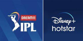 Dream 11 IPL on Disney Hotstar
