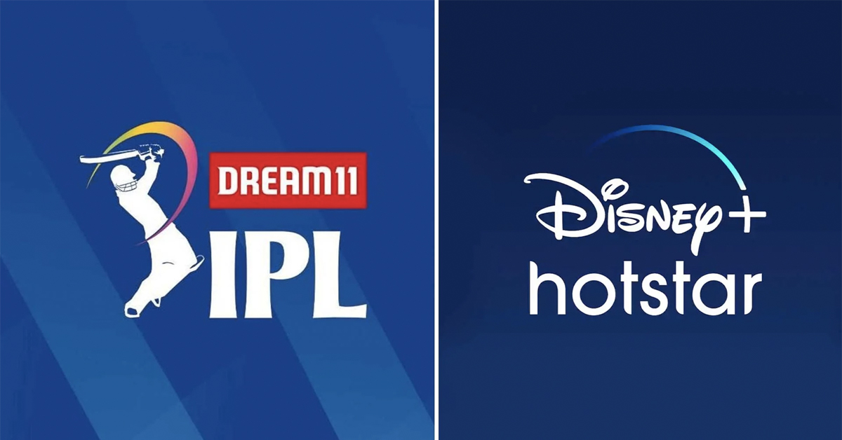 Dream 11 IPL on Disney Hotstar