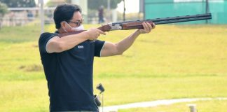 Sports Minister Kiren Rijiju said ammunition will be made available to Indian shooters at their doorstep.