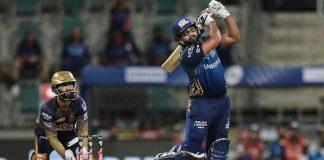 IPL 2020 - Kolkata Knight Riders vs Mumbai Indians
