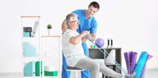 The theme for World Physiotherapy Day 2020 focuses on physical rehabilitation and Covid-19, and its importance in everyday life. (Naibuzz)