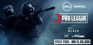 The Dell Gaming TEC Pro League