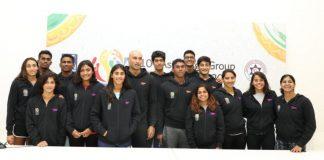 Indian Swimming Team