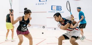 Joshna Chinappa and Saurav Ghosal
