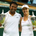 LLeander Paes and Martina Hingiseander Paes and Martina Hingis