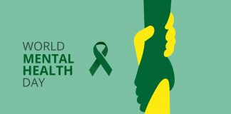 World Mental Health Day is celebrated every year on October 10th. The theme for 2020 focuses on increased investment on mental health. (Source: GoCo)