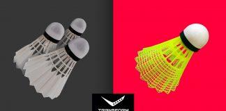 Transform badminton bridging the gap of shuttlecock shortage