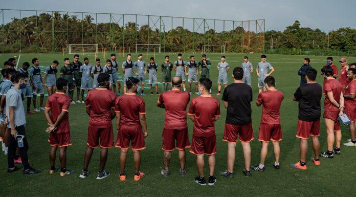 FC Goa (Source- Twitter:FC Goa)
